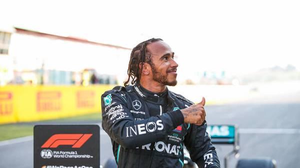 Lewis Hamilton geht in der Extreme E mit einem eigenen Team an den Start