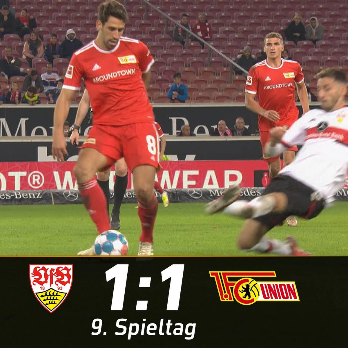 33 Sekunden! VfB-Verteidiger mit kuriosem Blitz-Platzverweis