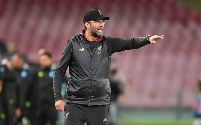 Jürgen Klopp war mit der Defensiv-Leistung von Liverpool nicht einverstanden