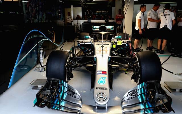 Mercedes liegt derzeit auch in Sachen Leistung hinter Ferrari zurück