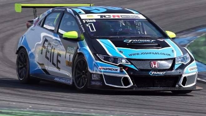 Josh Files ist der erfolgreichste Fahrer der noch jungen TCR Germany