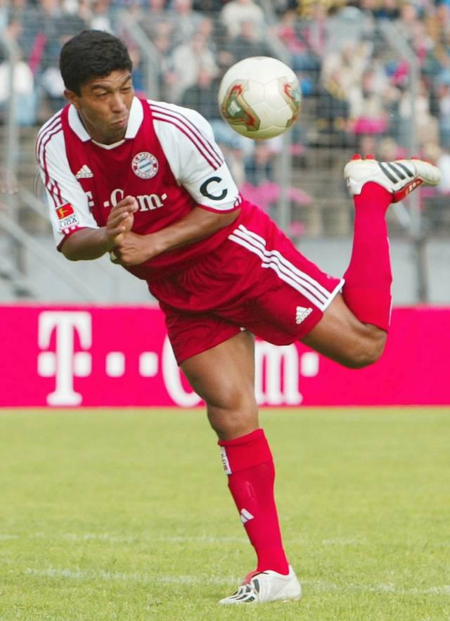 Giovane Elber zauberte von 1997 bis 2003 für den FC Bayern