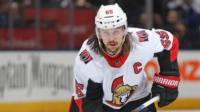 NHL: San Jose Sharks verpflichten Erik Karlsson von dern Ottawa Senators, Der schwedische Verteidiger Erik Karlsson verlässt die Ottawa Senators