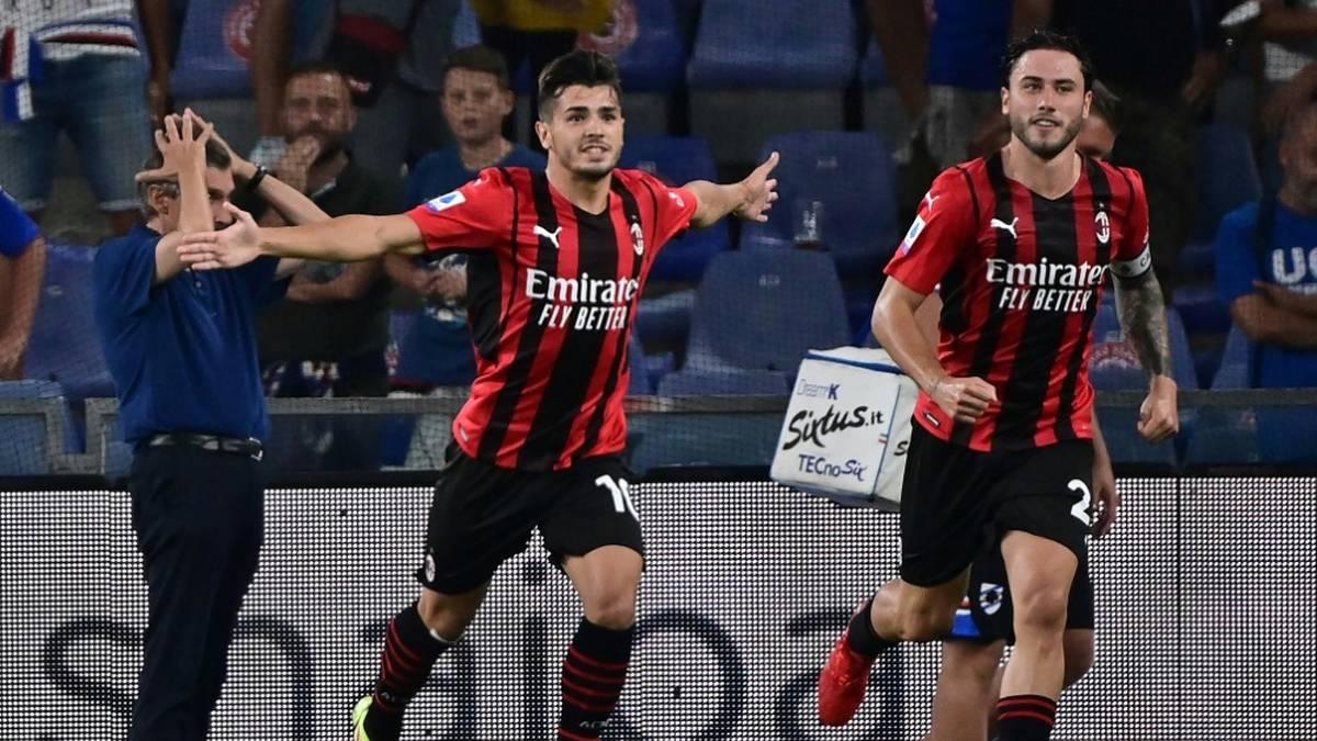 Real-Leihgabe lässt Milan jubeln