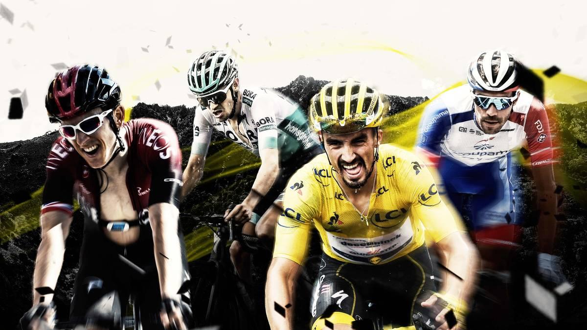 Tour de France, Powerranking