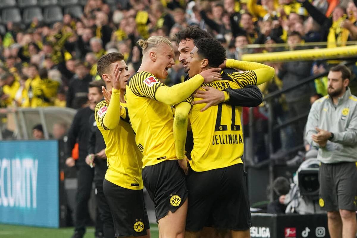 Gegen Mainz 05 stellt nicht nur BVB-Torjäger Erling Haaland seinen Wert unter Beweis. Bei einem Youngster geraten die Verantwortlichen besonders ins Schwärmen.