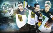 Eishockey-WM LIVE auf SPORT1