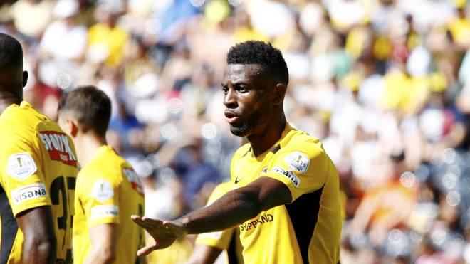 Jean-Pierre Nsame von den Young Boys Bern