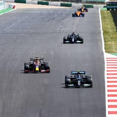 Hamilton Sieg in Portugal - Vettel-Flaute geht weiter