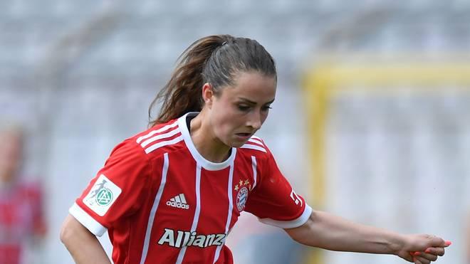 Sara Däbritz hat in dieser Saison schon zwölf Tore erzielt