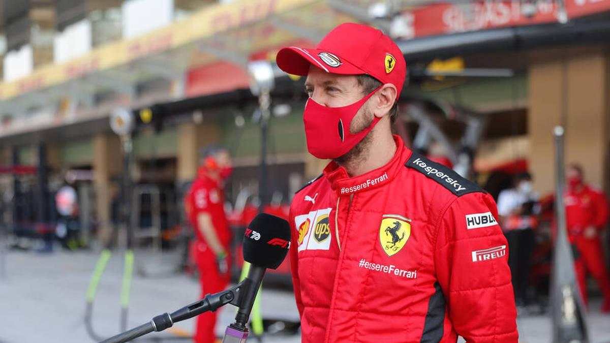 Seinen ersten Arbeitstag bei Aston Martin in Silverstone hat Sebastian Vettel bereits am vergangenen Dienstag hinter sich gebracht.