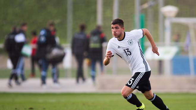 Gökhan Gül ist Stammspieler des deutschen U19-Nationalteams.