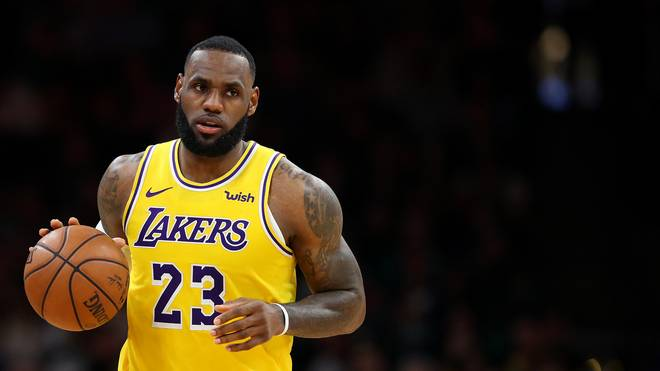 LeBron James muss mit den Lakers bei den Memphis Grizzlies antreten