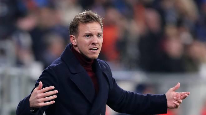 Julian Nagelsmann bleibt mit Hoffenheim im Januar in Deutschland