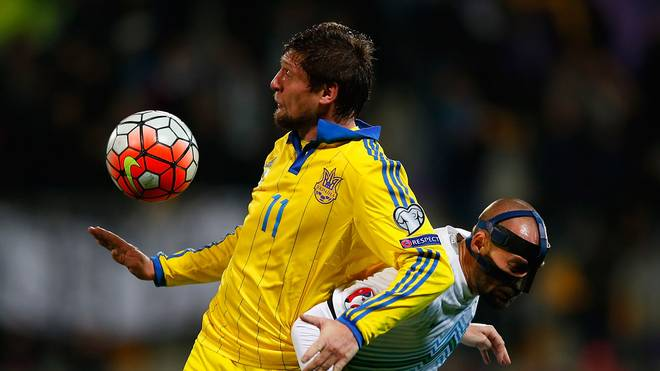 Slovenia v Ukraine - UEFA EURO 2016 Qualifier: Play-Off Second Leg