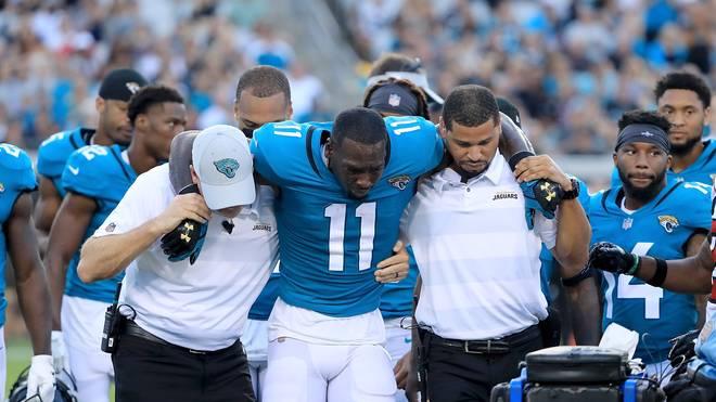 NFL; Preseason mit Pittsburgh Steelers und Jacksonville Jaguars