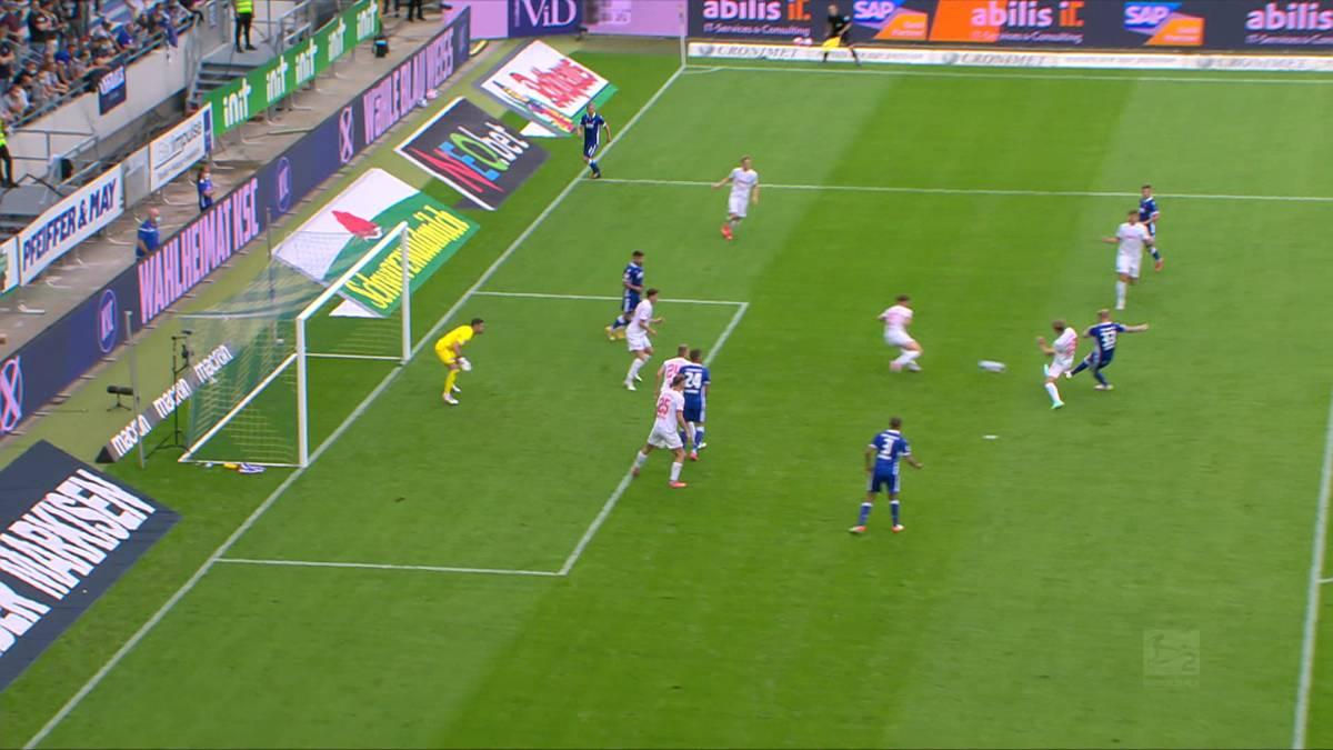 Darum durfte er nicht weg: KSC-Goalgetter schockt Kiel