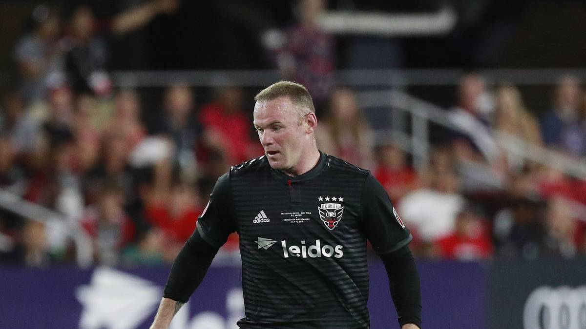 Einstand gelungen - Rooney bei MLS-Debüt mit Assist