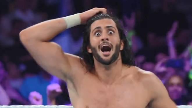 Mansoor gewann die 50-Mann-Battle-Royal bei WWE Super ShowDown
