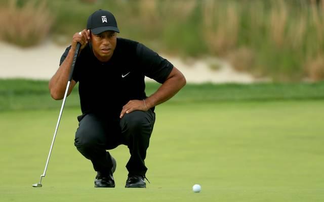 Tiger Woods hat den Cut bei der US PGA Championship verpasst