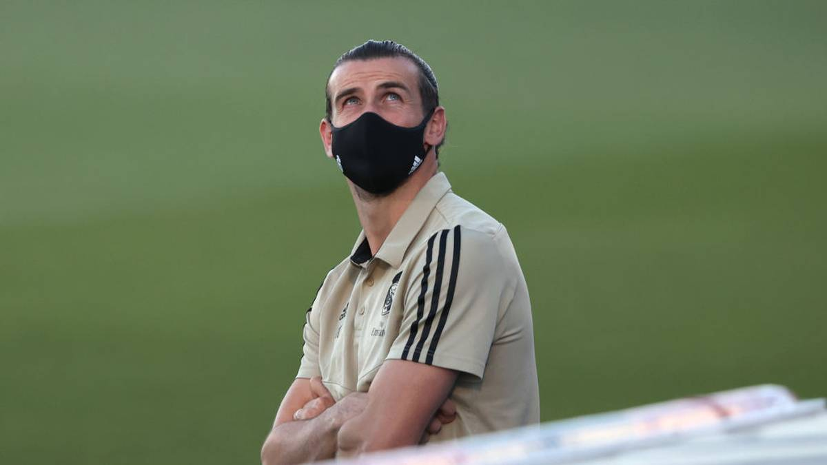 Nie wieder Real? Bale aus Kader gestrichen