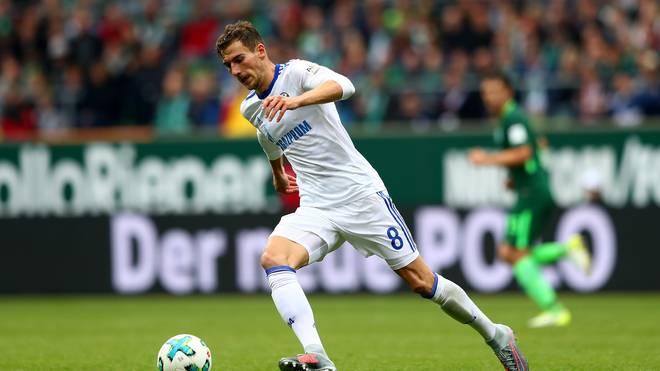 Neben dem FC Bayern sollen auch der FC Barcelona, Real Madrid und Manchester United Schalkes Leon Goretzka beobachten