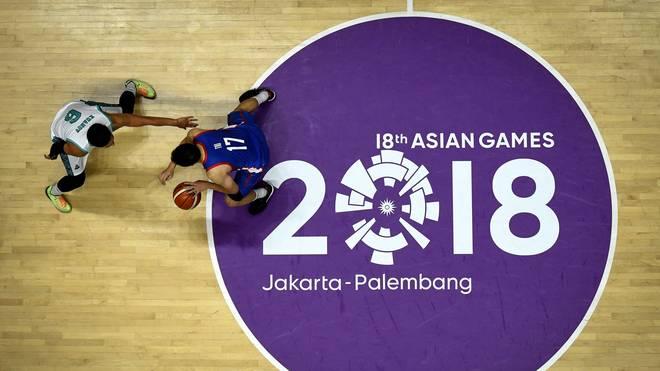 Sex-Skandal bei Asien-Spielen: Japanische Basketballer müssen heim reisen