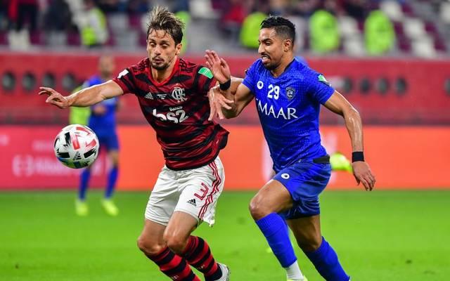 Flamengo und Al Hilal lieferten sich eine hitzige Partie