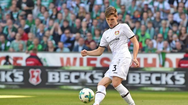 Panagiotis Retsos wird Bayer Leverkusen mehrere Wochen fehlen