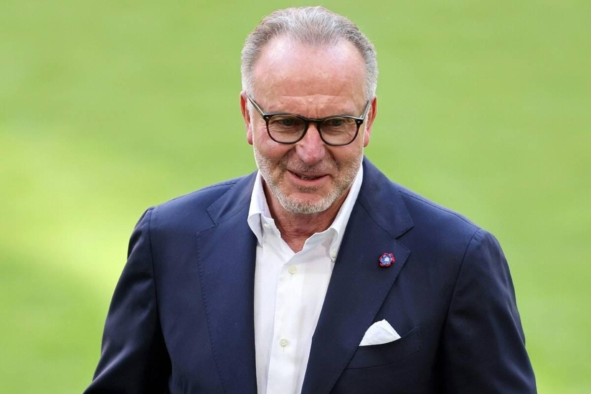 Karl-Heinz Rummenigge wird am 6. Oktober in Berlin den diesjährigen Ehrenpreis der Deutschen Fußball Botschafter stellvertretend für den FC Bayern München in Empfang nehmen.