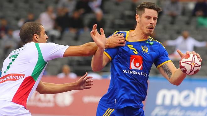 Kim Andersson-Schweden-Handball-WM