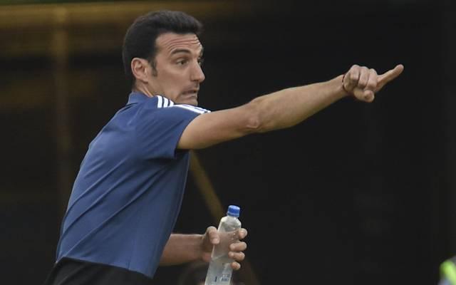 Lionel Scaloni ist seit August 2018 Trainer der argentinischen Nationalmannschaft