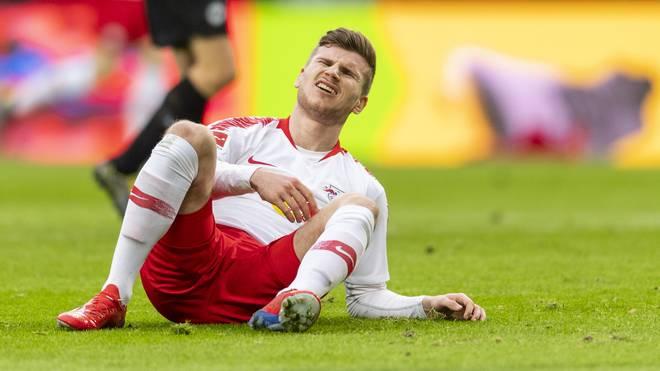 RB Leipzig muss gegen die TSG Hoffenheim auf Timo Werner verzichten