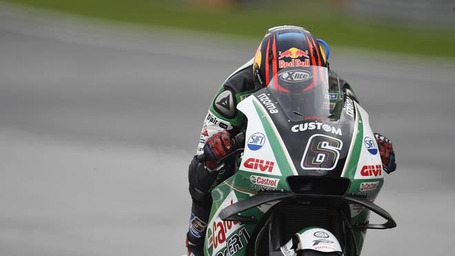 Stefan Bradl hat seine ersten Punkte in der MotoGP-Saison gesammelt
