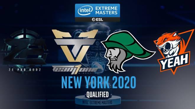 CS:GO – Teilnehmer der IEM New York stehen fest
