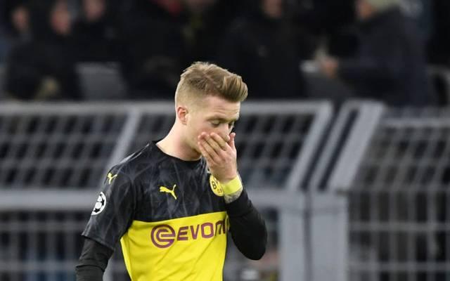 Der BVB muss mehrere Wochen ohne Kapitän Marco Reus auskommen