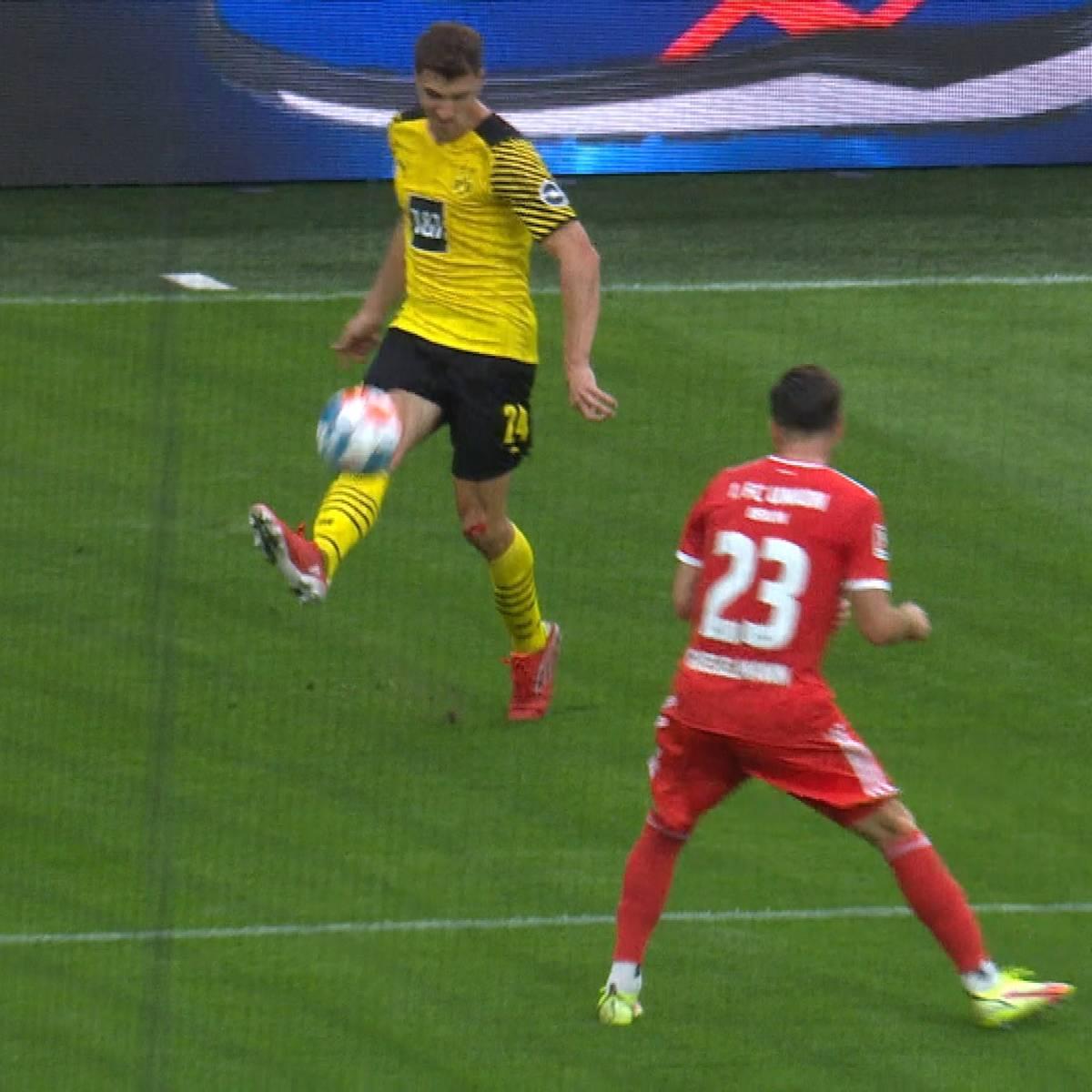 """""""Belgischer Beckham!"""" Wie Meunier den BVB plötzlich begeistert"""