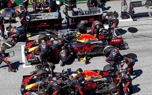 Red Bull will die Weiterentwicklung der Motoren in der Formel 1 ab 2022 einfrieren