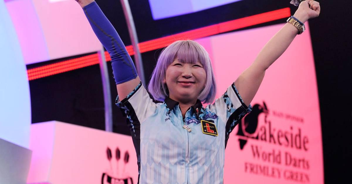 Darts: Mikuru Suzuki sichert sich Ticket für WM 2020 - Sandra Kaup raus - SPORT1