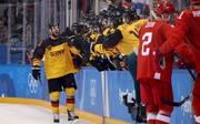 Eishockey / Deutschland-Cup