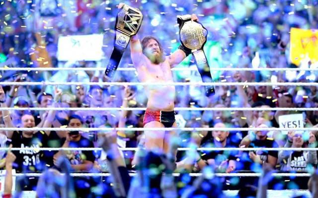 Daniel Bryan wurde bei WrestleMania 30 Doppel-Champion bei WWE