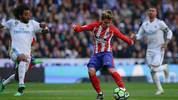 Real Madrid v Atletico Madrid - La Liga