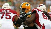 Arizona Cardinals v Green Bay Packers