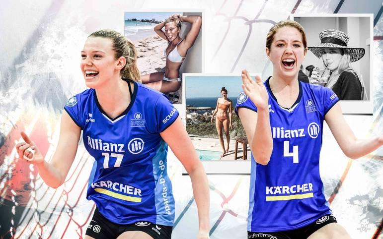 Nach vier Vizemeisterschaften in Folge greifen die Volleyballerinnen des Allianz MTV Stuttgart in Spiel vier der Best-of-Five-Serie gegen Titelverteidiger SSC Palmberg Schwerin nach dem ersten Meistertitel der Vereinsgeschichte. SPORT1 stellt die Spielerinnen vor