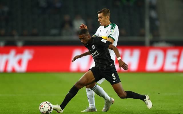 Borussia Moenchengladbach v Eintracht Frankfurt - Bundesliga Gelson Fernandes absolvierte von 2007 bis 2018 67 Spiele für die Schweiz