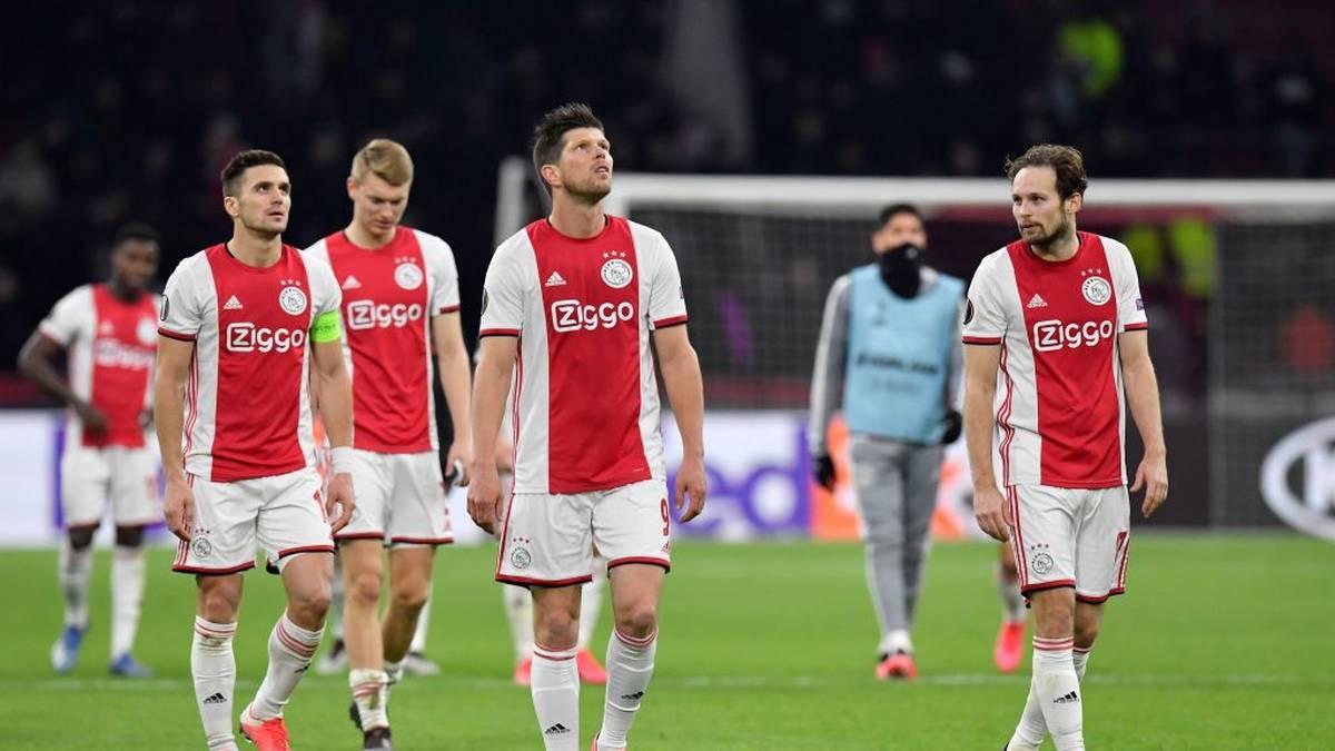 Ajax Amsterdam muss weiter auf den 35. Titel warten