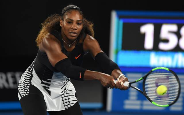 Serena Williams wurde Anfang September Mutter