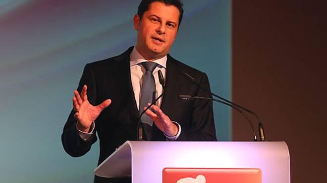 Christian Seifert ist Vorsitzender der DFL-Geschäftsführung