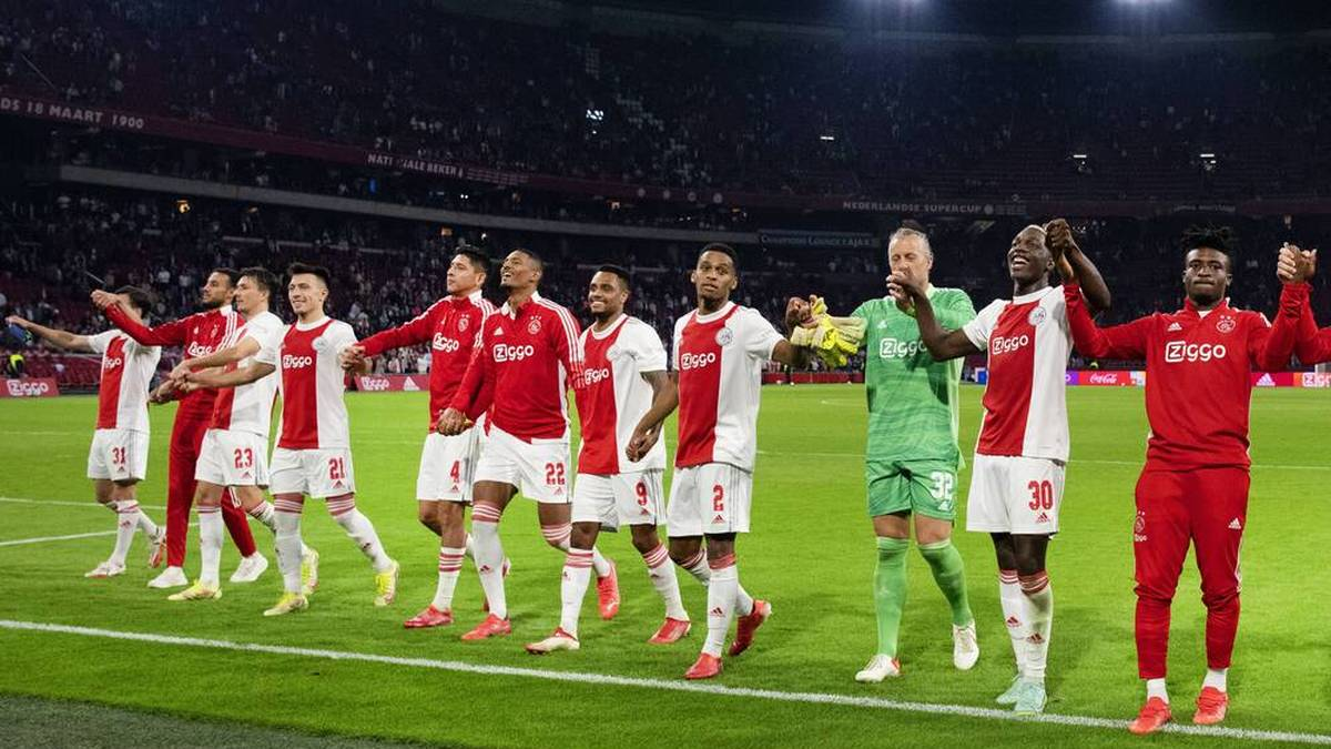 Der Ligaprimus Ajax präsentiert sich in hervorragender Verfassung