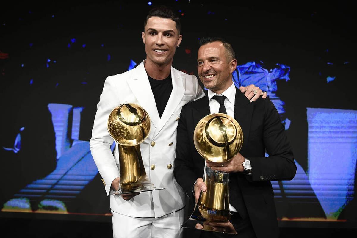 Die Bayern-Bosse Kahn, Salihamidzic und Hainer treffen sich in Lissabon mit dem Berater von Cristiano Ronaldo. Was steckt hinter dem Gespräch mit Jorge Mendes?